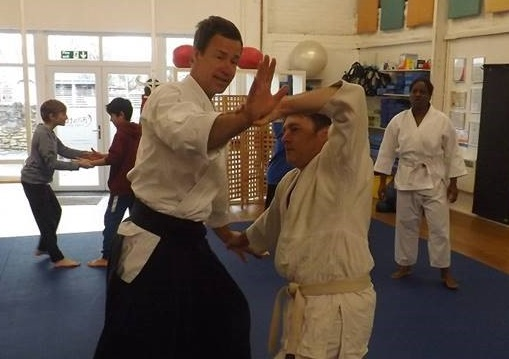 Invitation to take up aikido