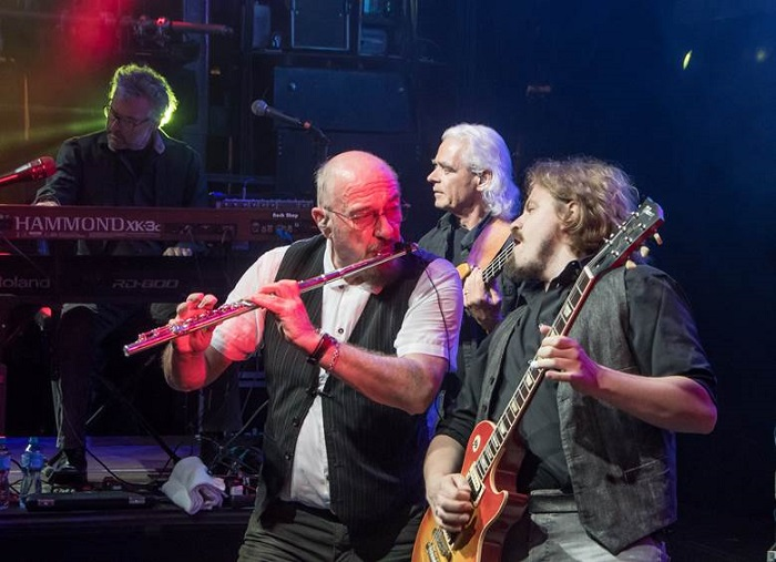Rock legend Ian Anderson to play concert in Wells Cathedral