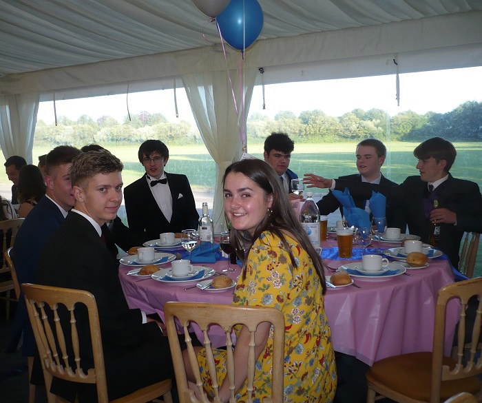 Wells Blue School Leavers Ball