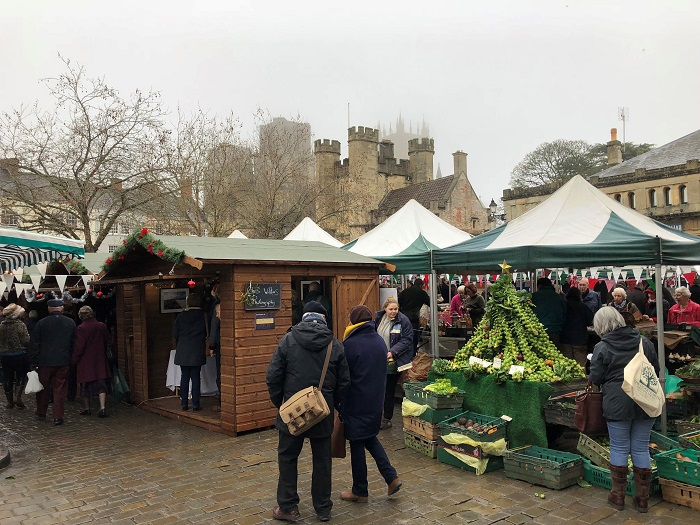 Return of popular Christmas Market