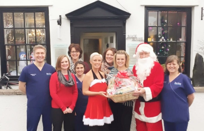 Wells Festive Windows competition raises hundreds of pounds for hospice