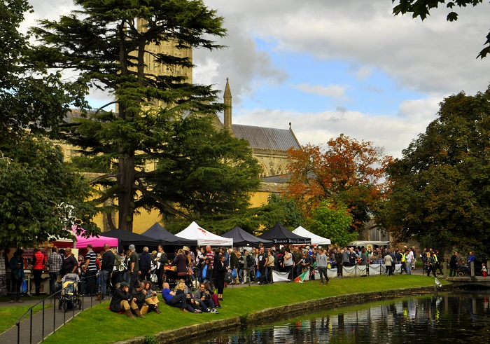 Wells Food Festival: Programme of events