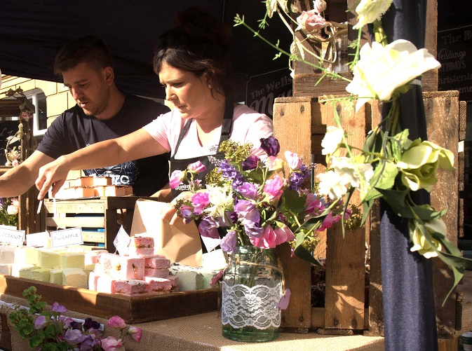 Wells Food Festival: World of flavours from burgers to biltong