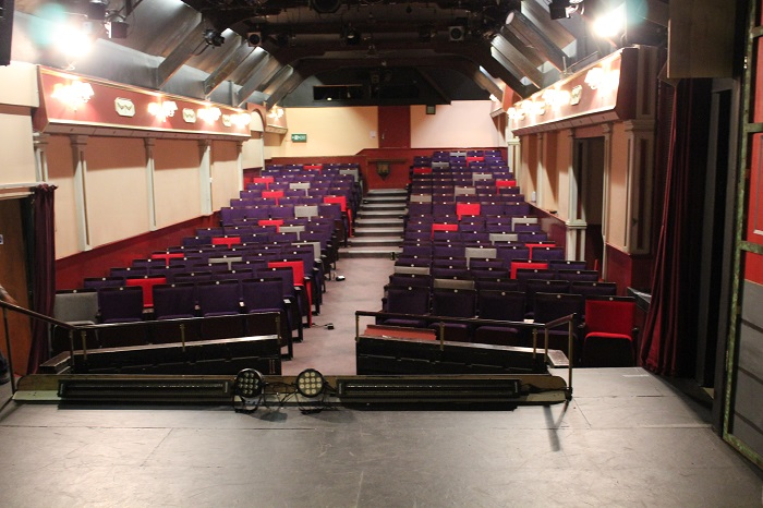 Sponsorship aim with new seating at Wells Little Theatre