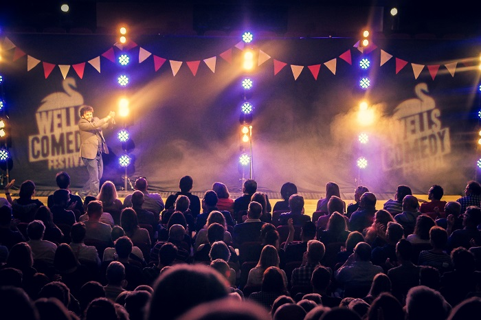 Wells Comedy Festival back for fifth year of fun