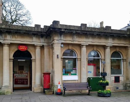 Market Place post office faces closure