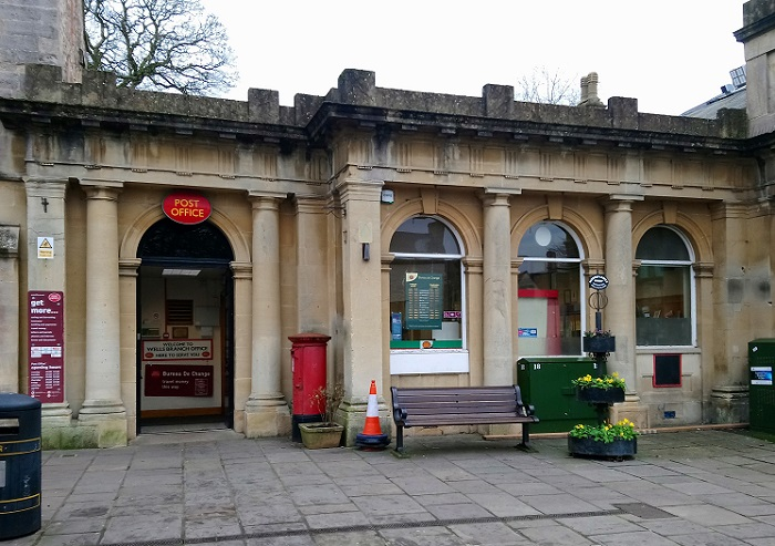 Launch of consultation on moving Wells Post Office to Peacocks store