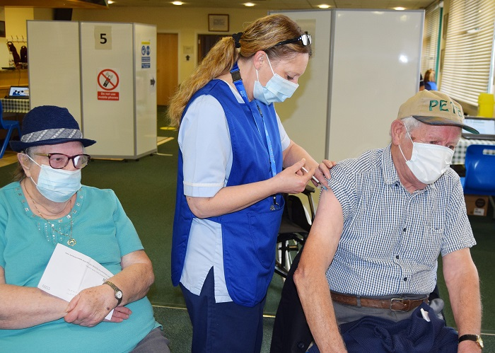 Somerset over 60s invited to book Covid vaccination