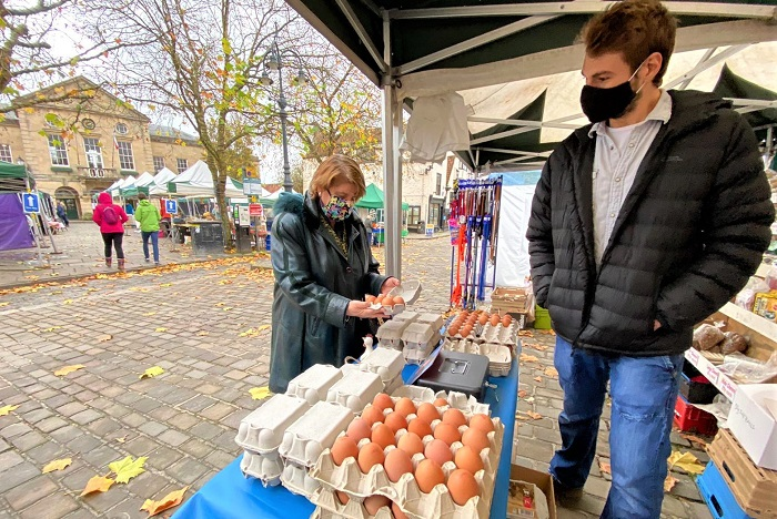 Wells Saturday market to return and Wednesday market hours being extended