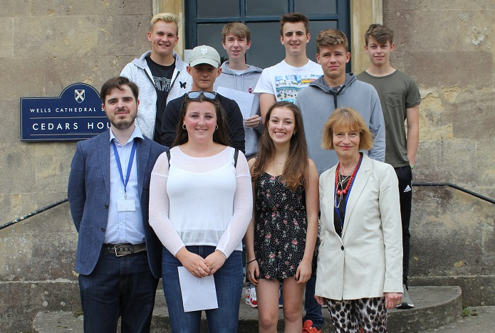 Wells Cathedral School GCSE results