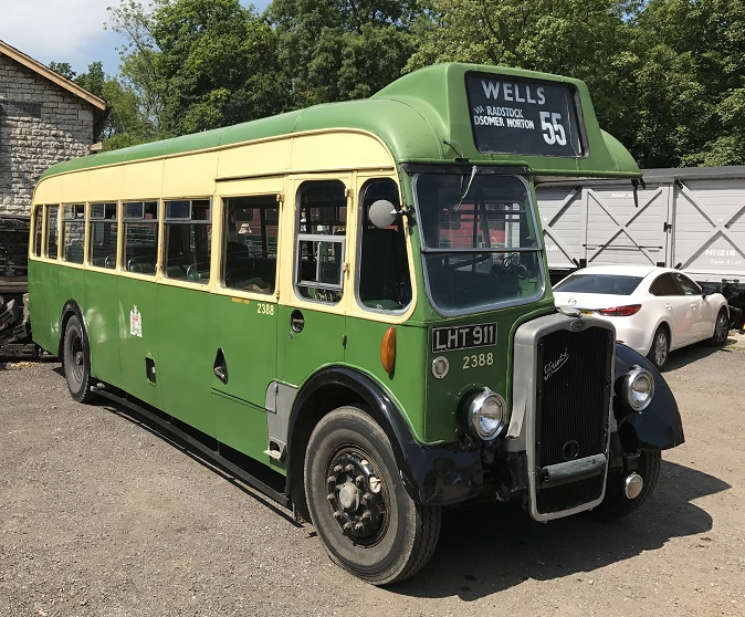 Bus service harks back to bygone age