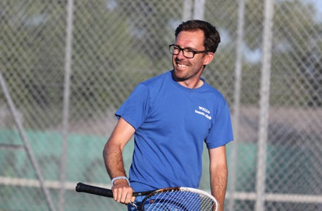 Sports talk: 'Tennis in Wells is thriving all year round'