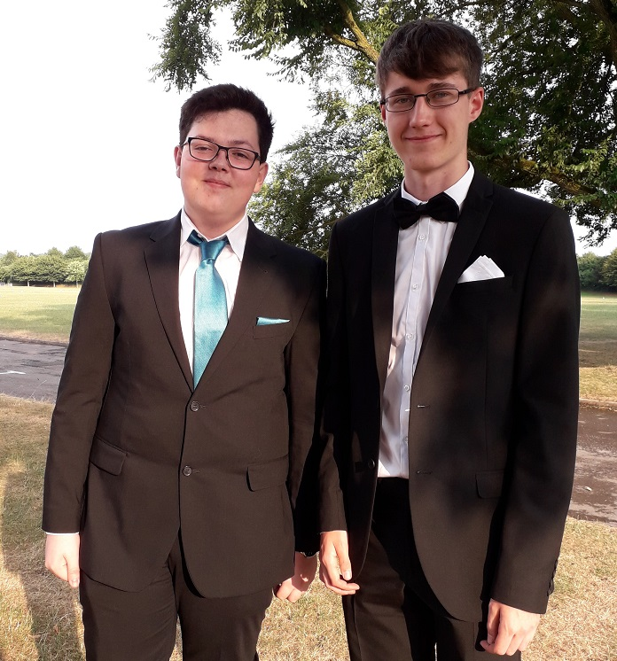 Wells Blue School Ball 2018
