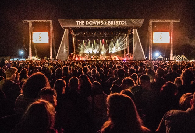 Win two tickets to The Downs Bristol