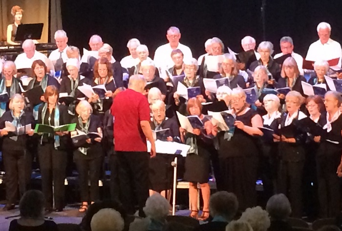 Choir set for first Wells concert