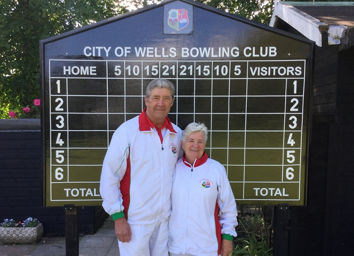 Sports talk: 'Bowls is challenging... and very sociable'