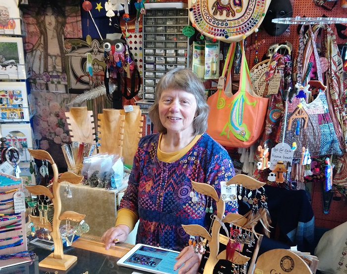 Craft shop marks 40th anniversary