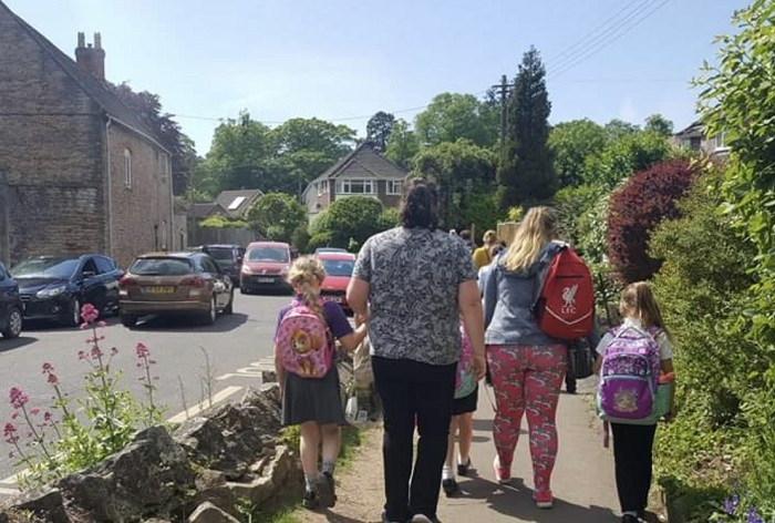 Petition prompted by fears for child safety