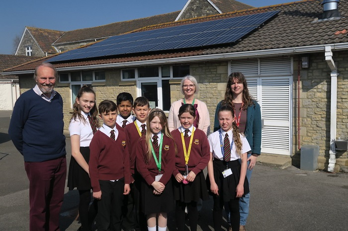 Invitation to join community energy scheme that powers local projects