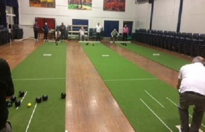 Bowls club's teams well placed as season nears conclusion