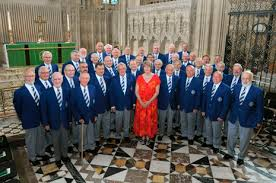 Night of song with male voice choir