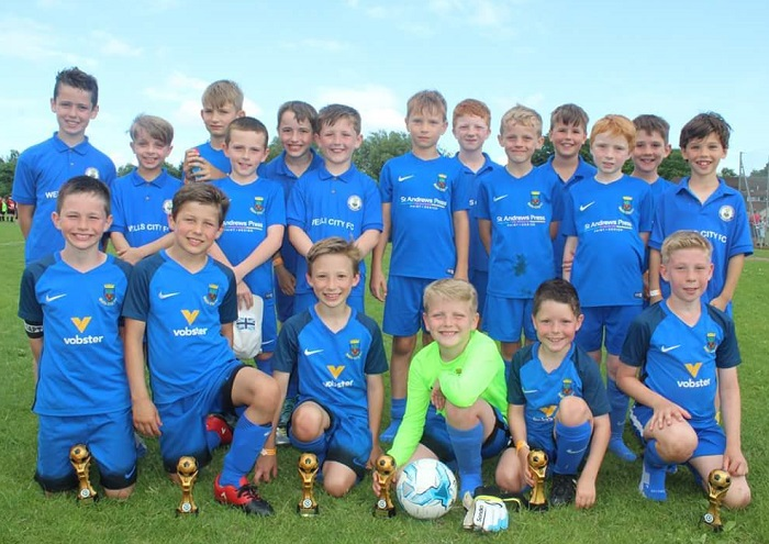 Coaches helping junior teams enjoy continued success