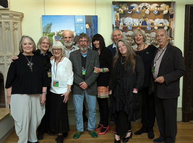 Wells Art Contemporary: Chance to admire artistic invention