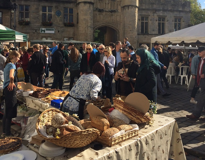 Food festival stalls will not appear in Wells this year after all