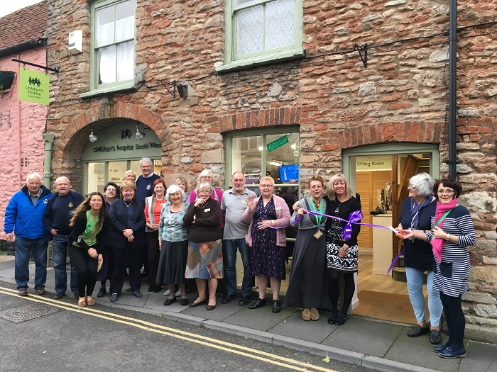 Charity opens new shop in Wells