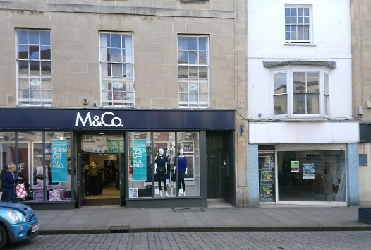 Fashion chain to extend store into neighbouring building